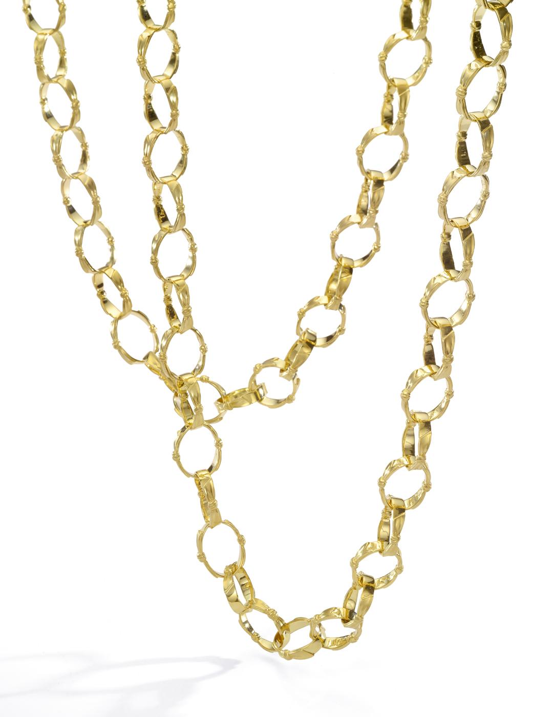 mish_necklaces_Bond Bow-chain NK-1