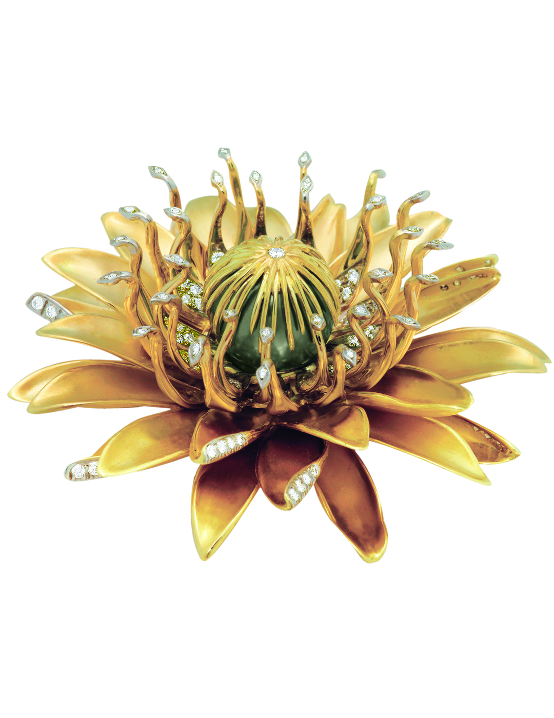 mish_jewelry_products_Water Lily-Brooch-2