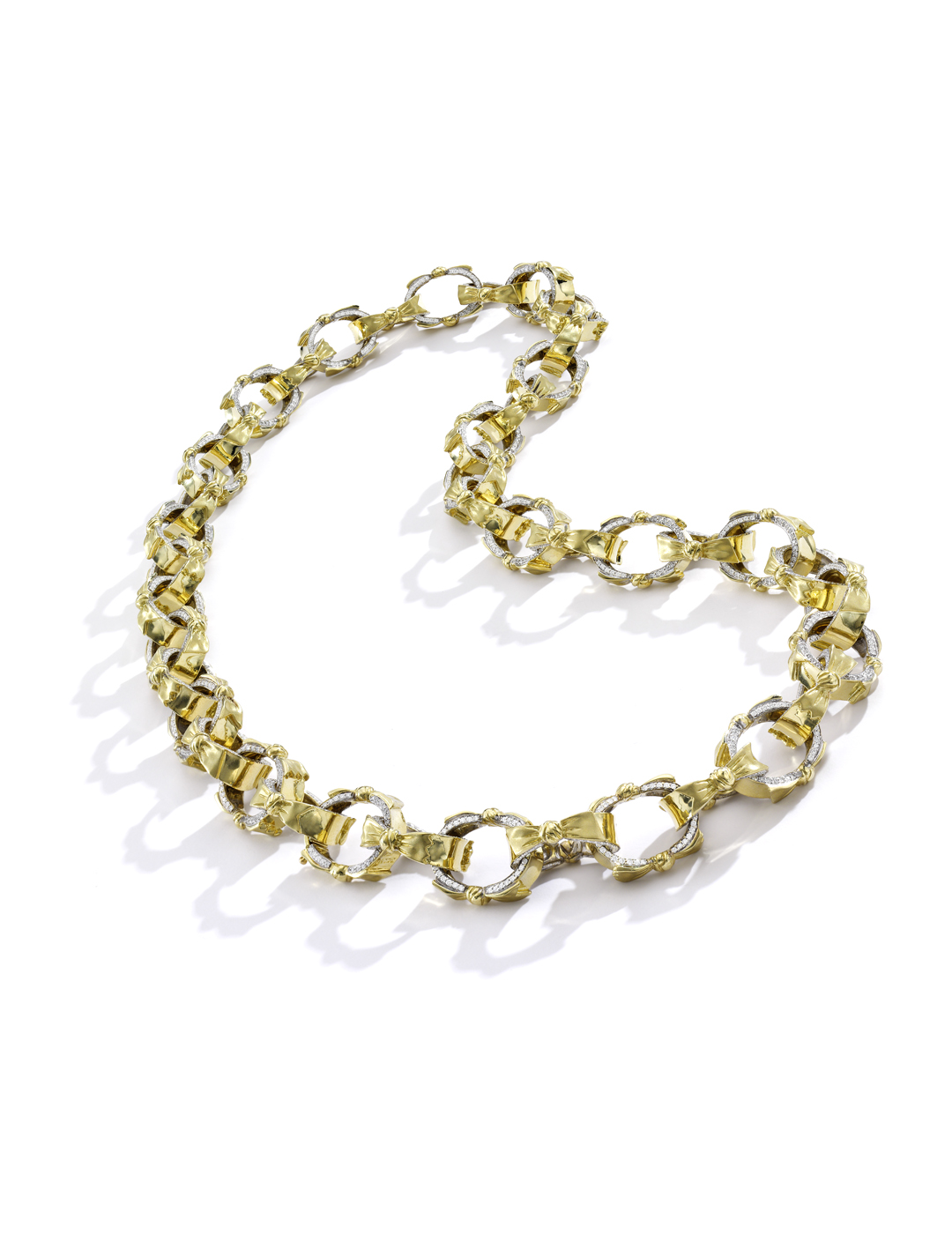 mish_necklaces_Bond Bow-Diam NK-1