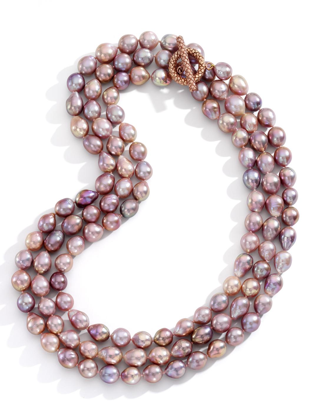 mish_necklaces_Pink Pearl-Fireleaf-NK-1