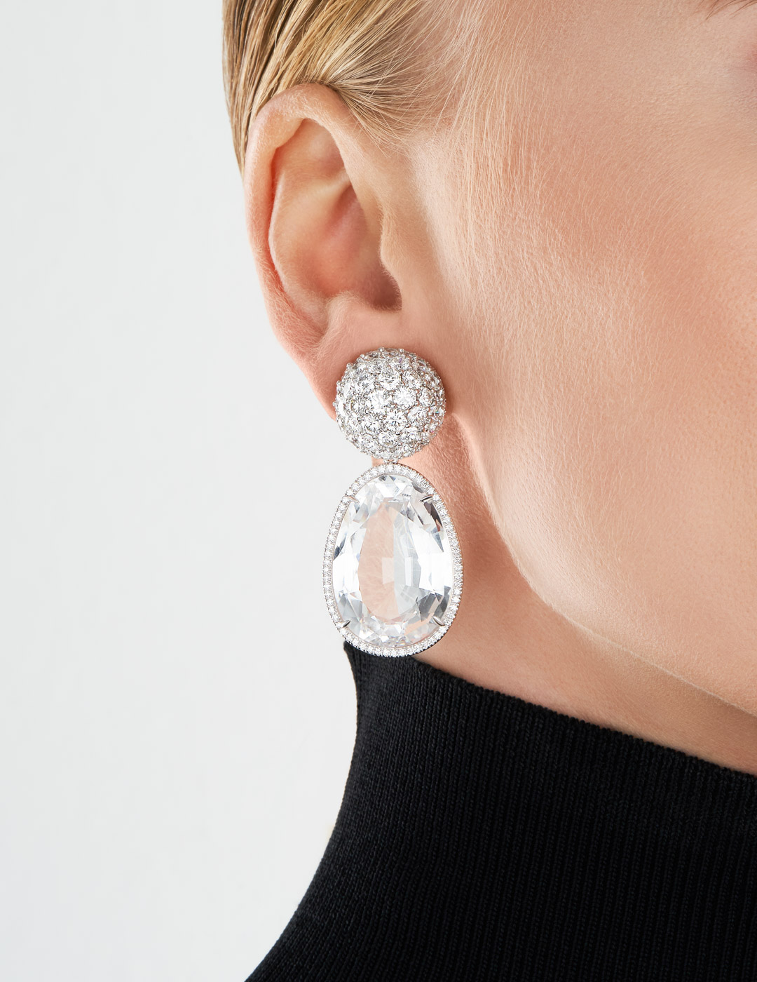 mish_products_earrings_PaveDome-Wht Topaz-ER-3